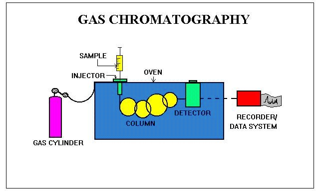 How gas chromatography works?