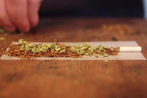 HOW TO ROLL A SPLIFF
