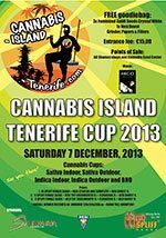 Poster Cannabis Cup