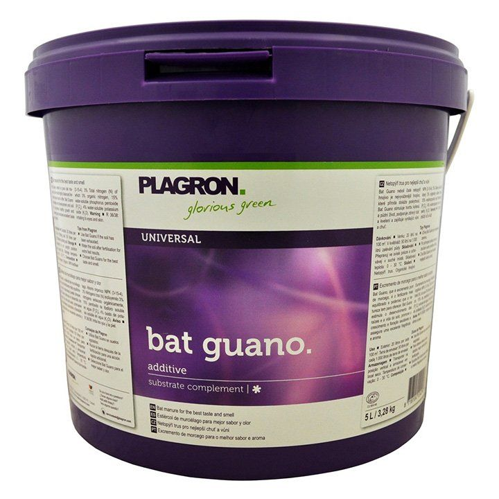 Plagron Bat Guano Soil Amendments