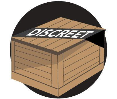 discreet packing and shipping