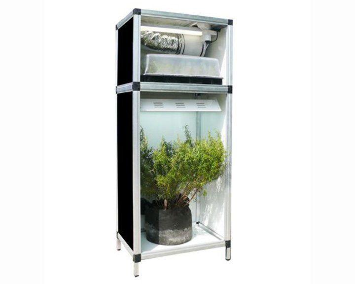 Complete Grow Box Voor Wiet Kweken