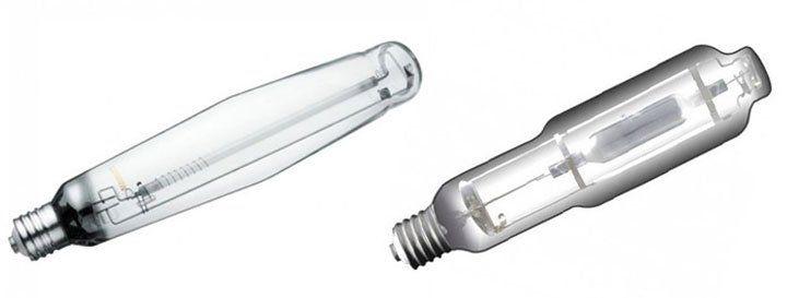 hps vs mh bulb grow lights