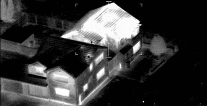 example of infrared scanner